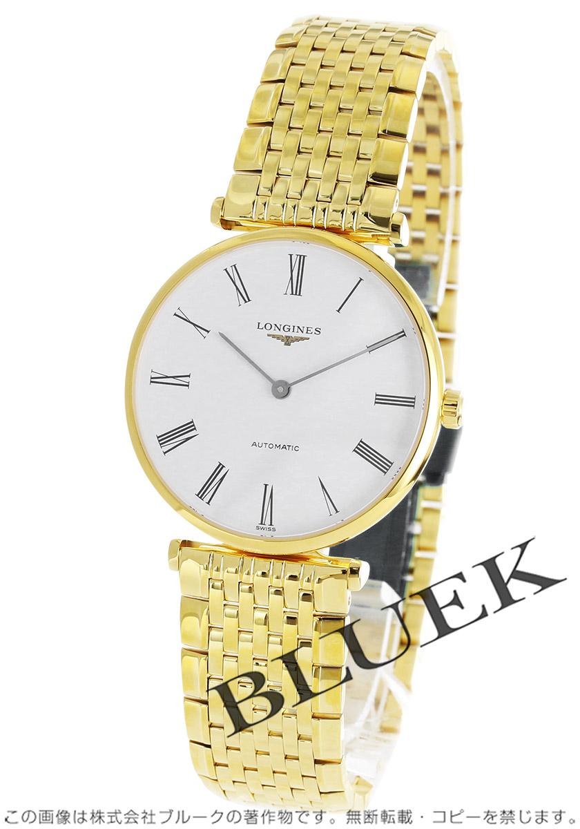 【3,000円OFFクーポン対象】ロンジン グランドクラシック 腕時計 メンズ LONGINES L4.708.2.11.8