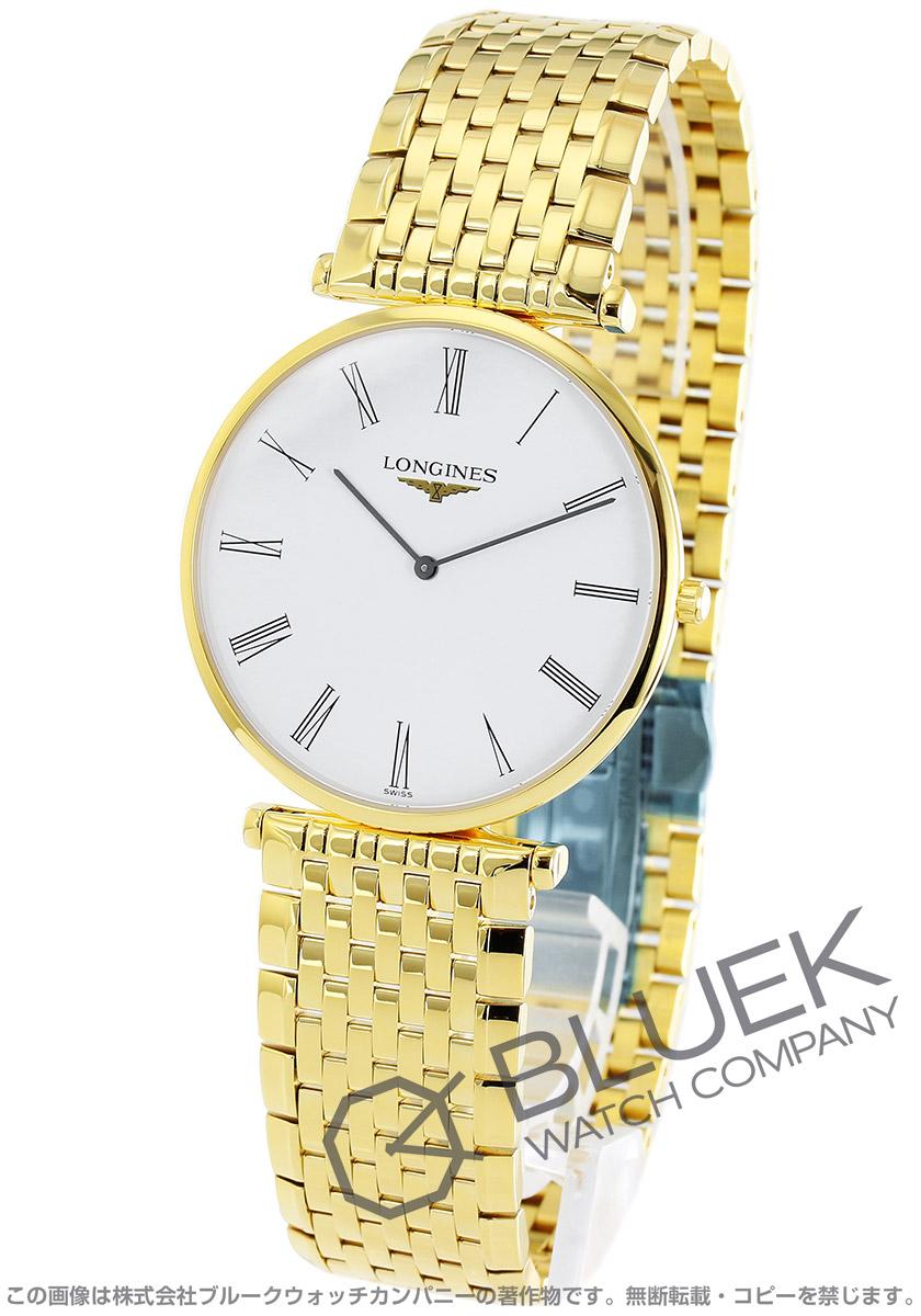 【3,000円OFFクーポン対象】ロンジン グランドクラシック 腕時計 メンズ LONGINES L4.766.2.11.8