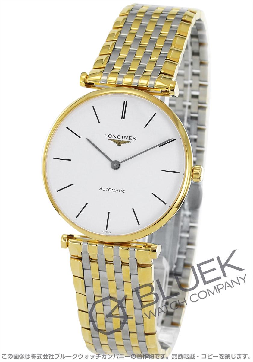 【3,000円OFFクーポン対象】ロンジン グランドクラシック 腕時計 メンズ LONGINES L4.908.2.12.7
