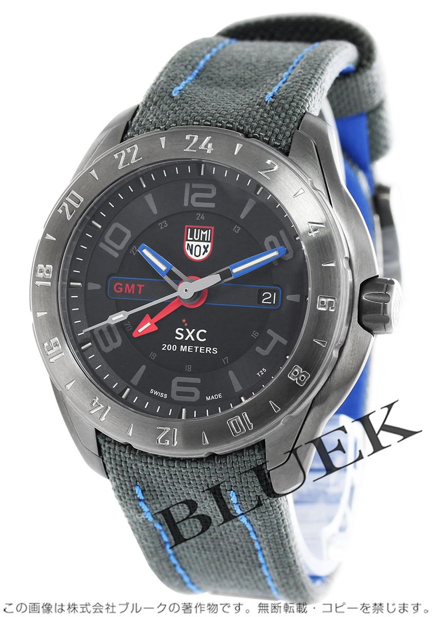 【1,000円OFFクーポン対象】ルミノックス SXC GMT コーデュラレザー 腕時計 メンズ LUMINOX 5121.GN