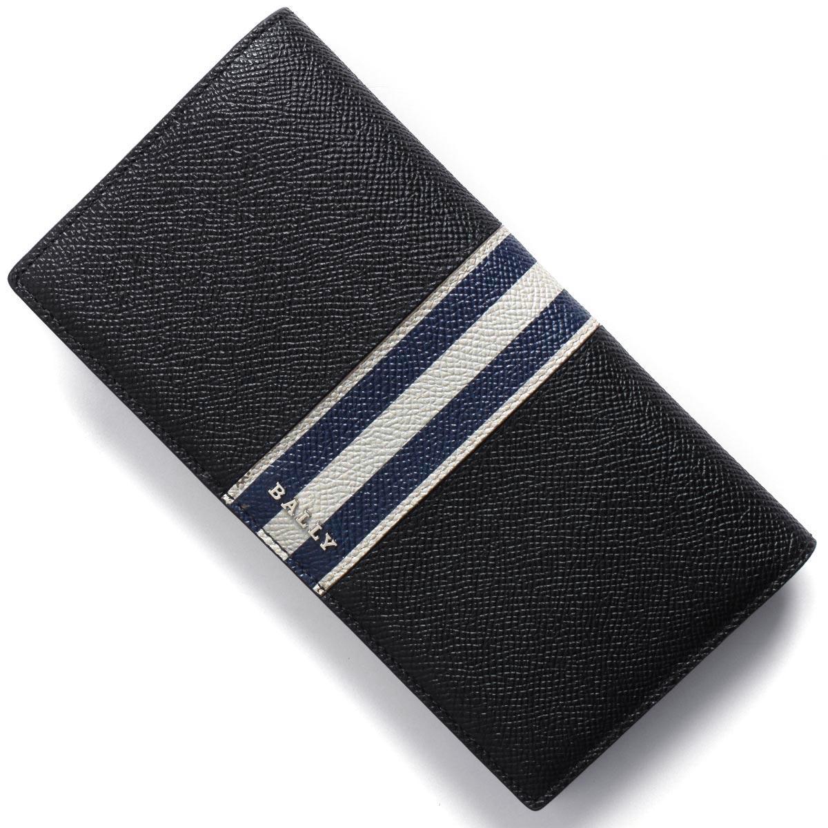 バリー 長財布 財布 メンズ バリロ マルチブラック BALIRO BI 00 6231955 BALLY