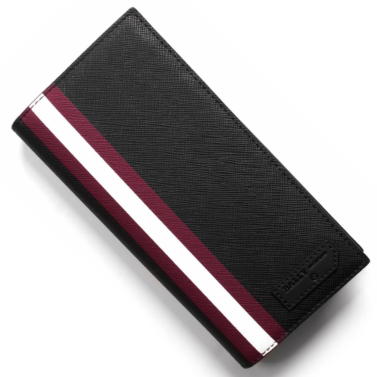 バリー 長財布 財布 メンズ バリロ ブラック BALIROOF 36 6224346 BALLY