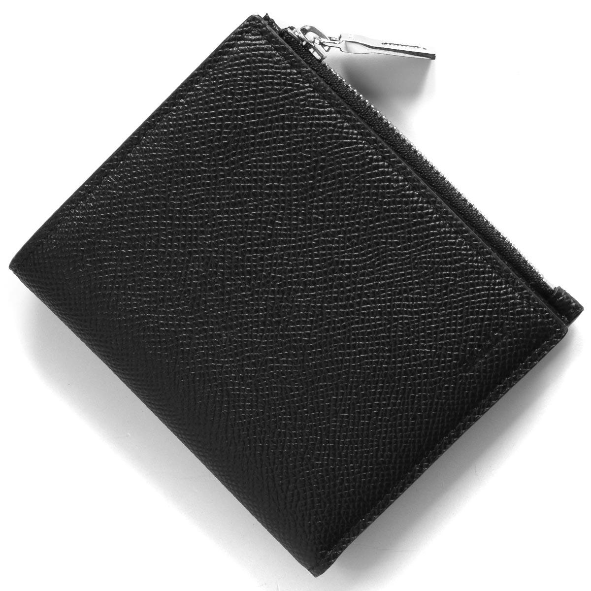 バリー 二つ折り財布 財布 メンズ バナー ブラック&レッド BUNNER B 216 6228998 BALLY