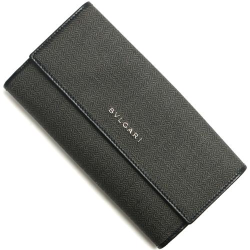 あす楽送料無料 ブルガリ 長財布 財布 メンズ ブラック 32589 お値打ち価格で ウィークエンド 超安い BVLGARI