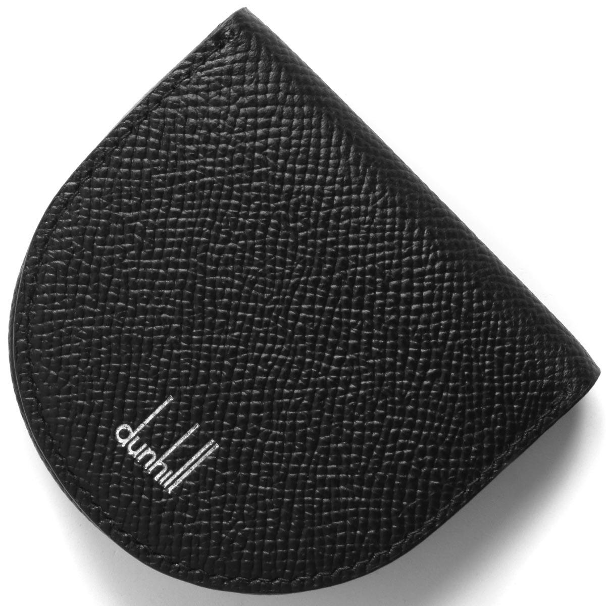 ダンヒル コインケース【小銭入れ】 財布 メンズ カドガン ブラック DU18F2010CA 001 DUNHILL