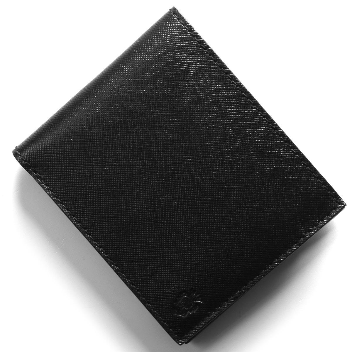 フェリージ 二つ折り財布 財布 メンズ ブラック 952 SI 0003 FELISI