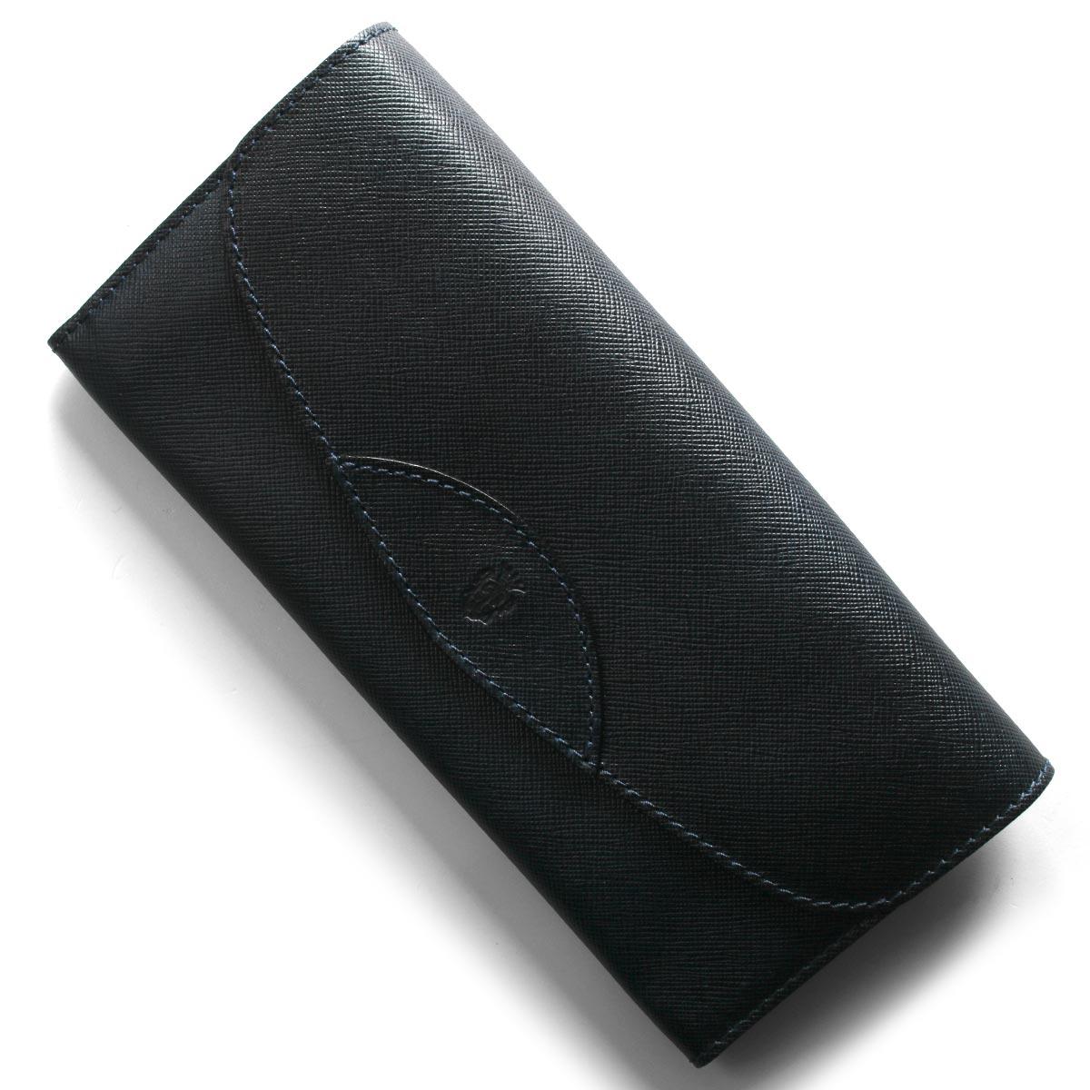 フェリージ 長財布 財布 メンズ ネイビーブルー 954 SI 0005 FELISI