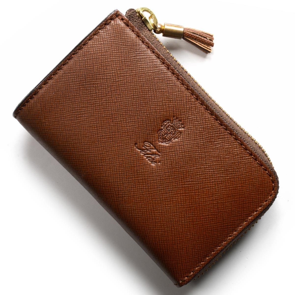 フェリージ コインケース【小銭入れ】 財布 メンズ レディース ミディアムブラウン 9651 SI 0001 FELISI
