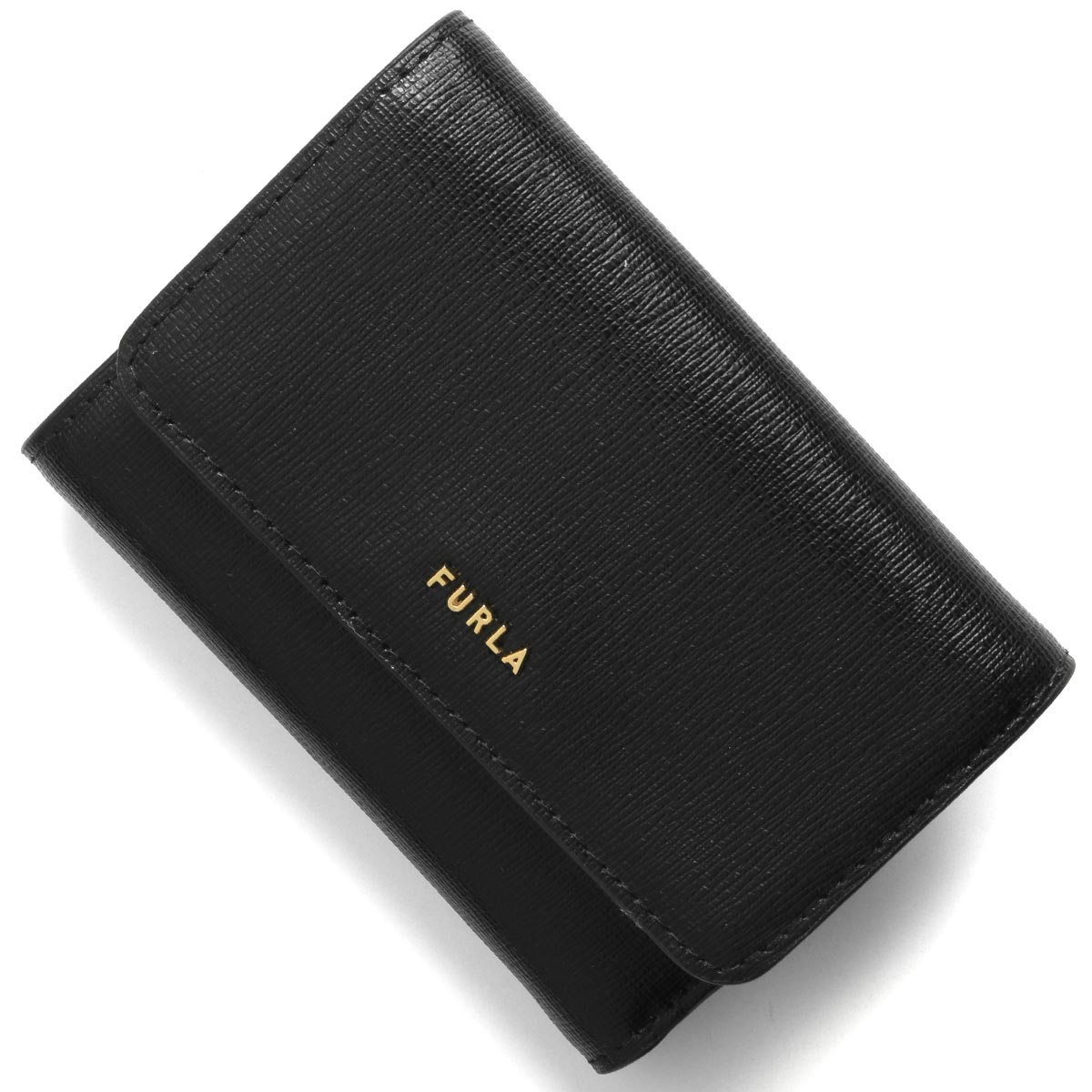 フルラ 三つ折り財布 財布 レディース バビロン スモール ブラック PCZ0 B30 O60 1056950 2020年春夏新作 FURLA