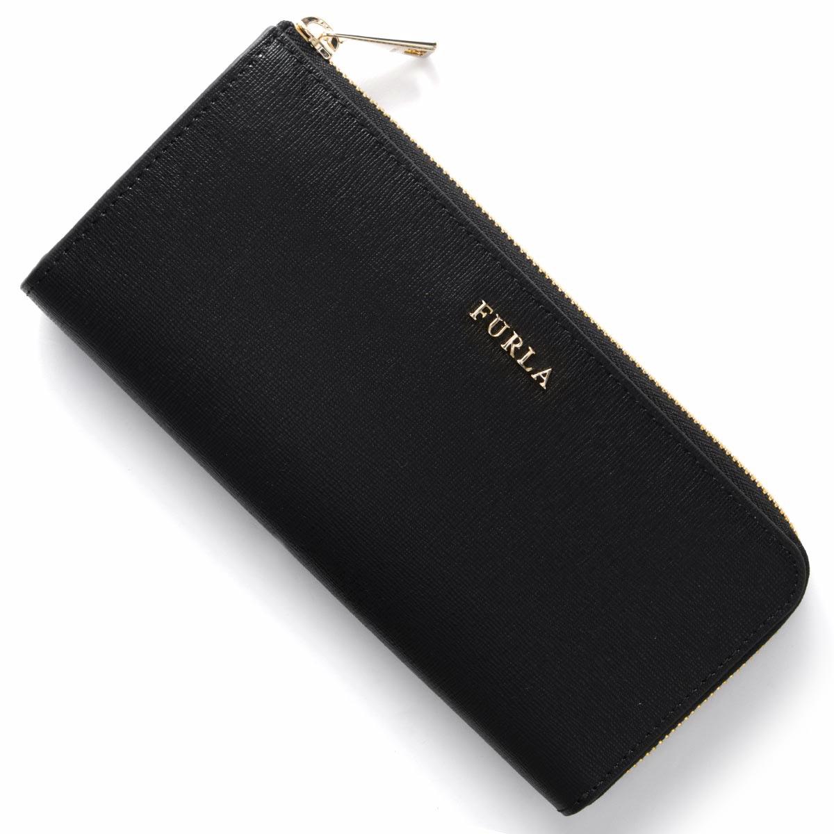 フルラ 長財布 財布 レディース バビロン ブラック PS13 B30 O60 907862 FURLA