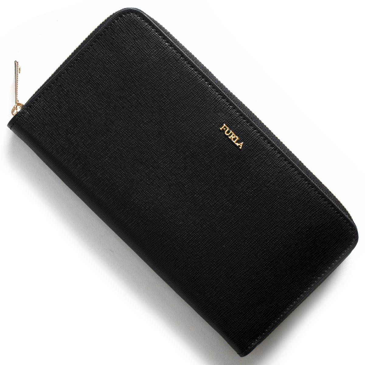 フルラ 長財布 財布 レディース バビロン BABYLON ブラック PS52 B30 O60 FURLA