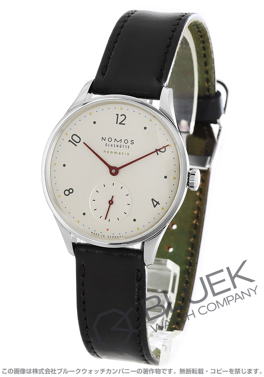 ノモス グラスヒュッテ ミニマティック 腕時計 ユニセックス NOMOS GLASHUTTE MM130011W2