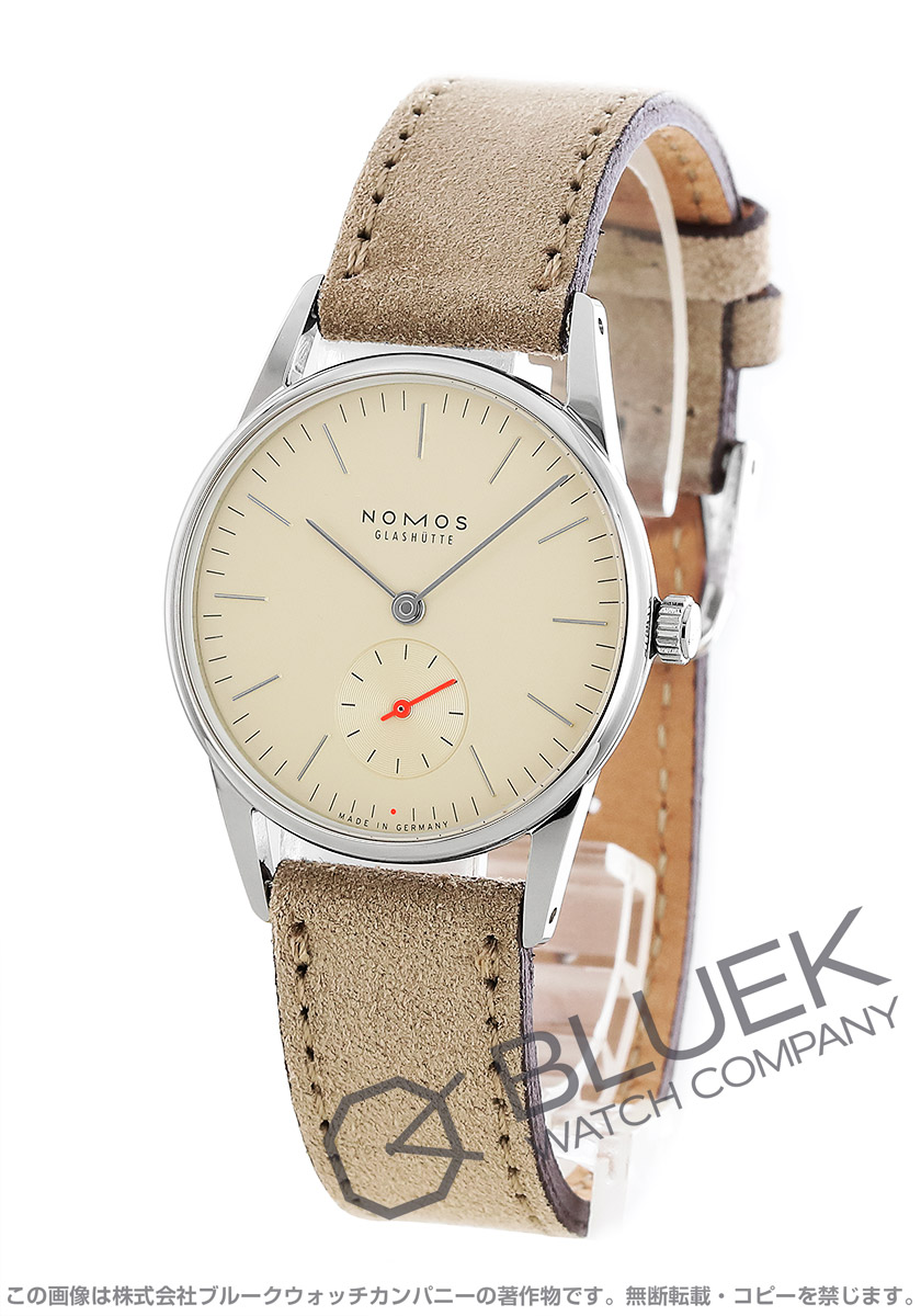 ノモス グラスヒュッテ オリオン 腕時計 レディース NOMOS GLASHUTTE OR1A3CH233