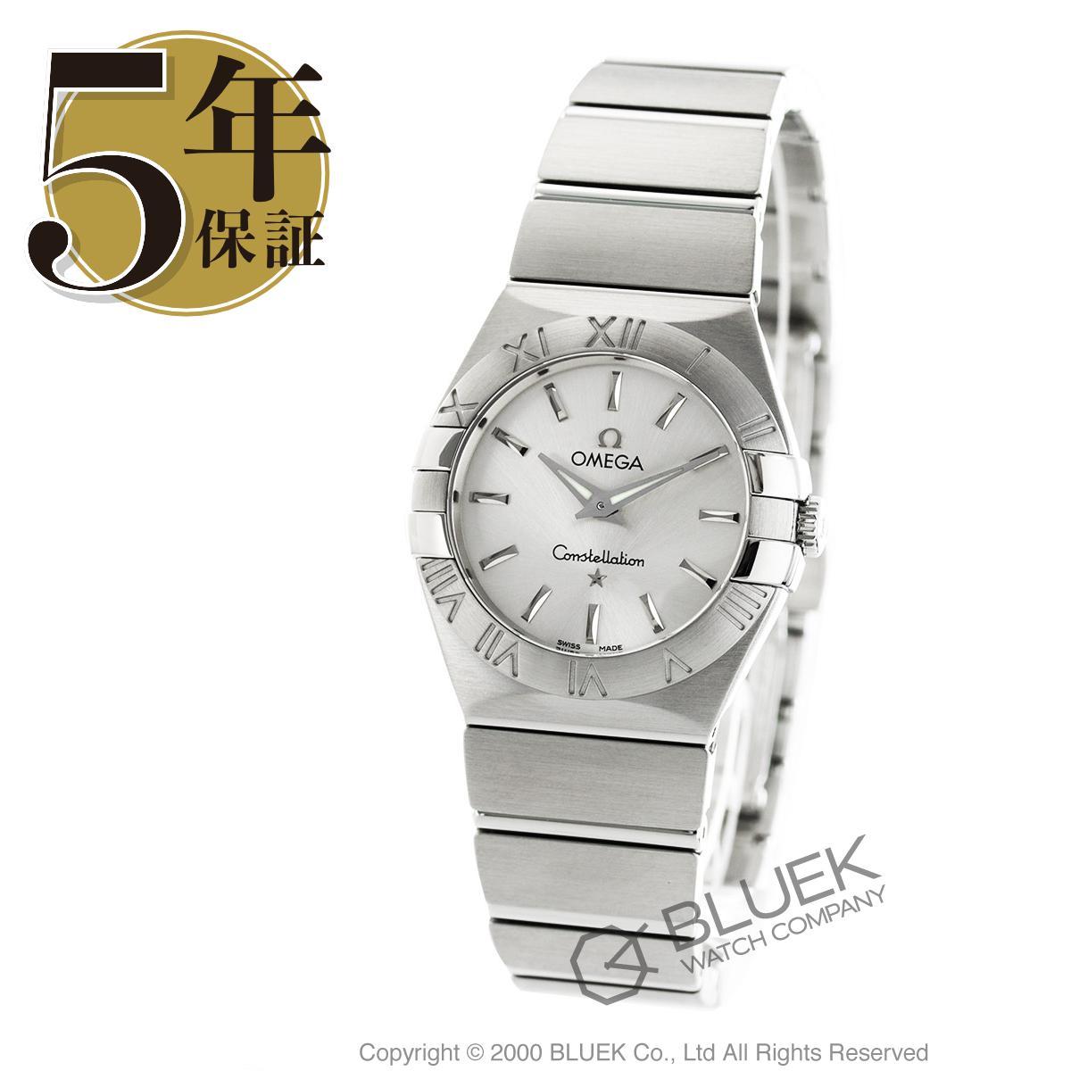 オメガ コンステレーション ブラッシュ 腕時計 レディース OMEGA 123.10.27.60.02.001_5