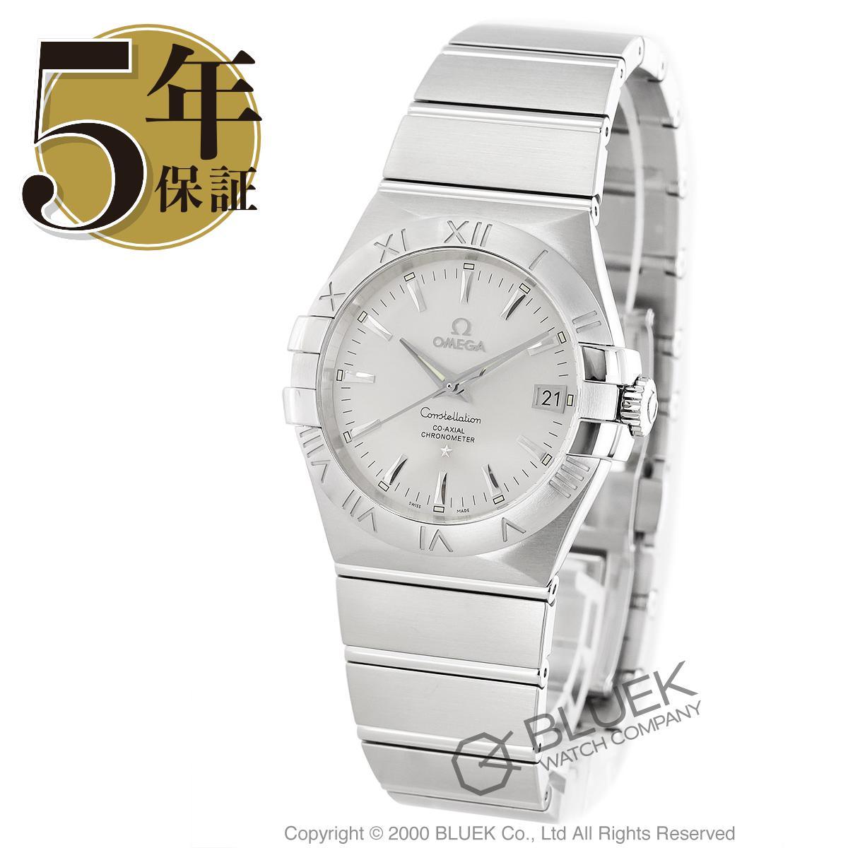 オメガ コンステレーション ブラッシュ 腕時計 ユニセックス OMEGA 123.10.35.20.02.001_5