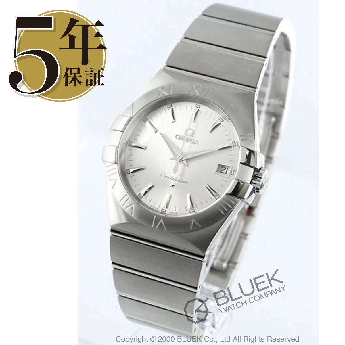 オメガ コンステレーション ブラッシュ 腕時計 メンズ OMEGA 123.10.35.60.02.001_8
