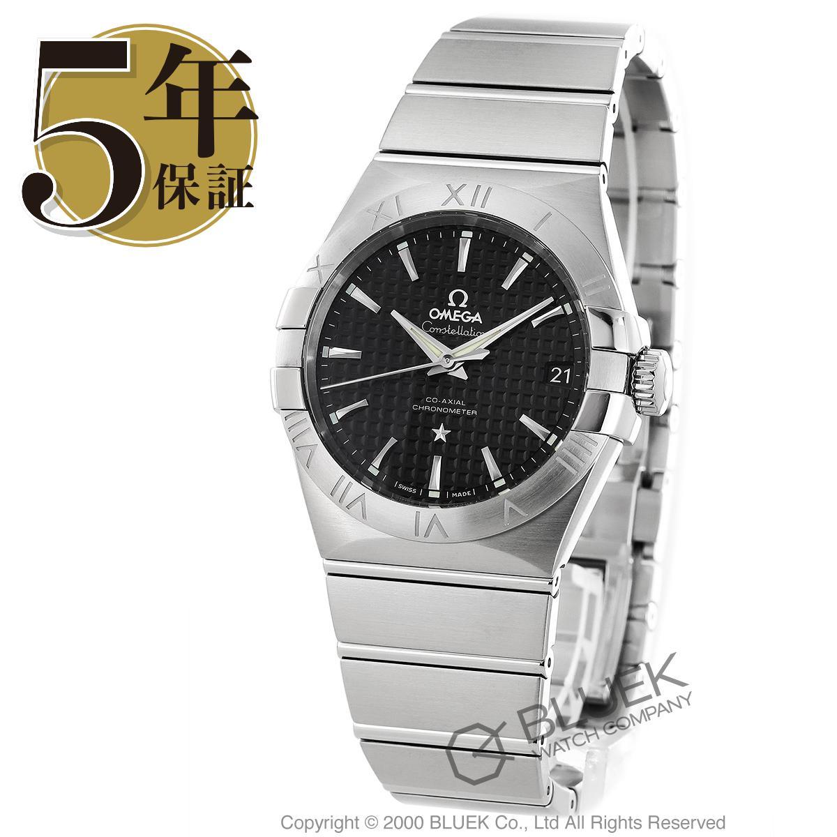 オメガ コンステレーション ブラッシュ 腕時計 メンズ OMEGA 123.10.38.21.01.002_5