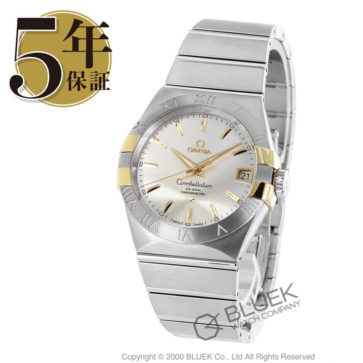 オメガ コンステレーション ブラッシュ 腕時計 メンズ OMEGA 123.20.38.21.02.005_8