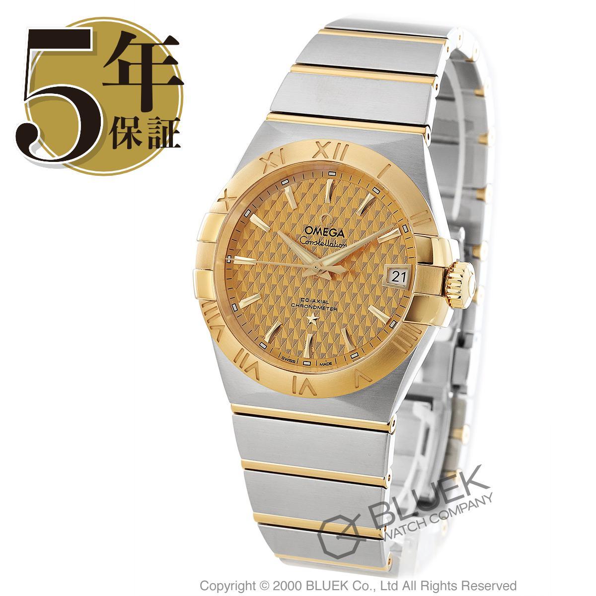 オメガ コンステレーション 腕時計 メンズ OMEGA 123.20.38.21.08.002_5