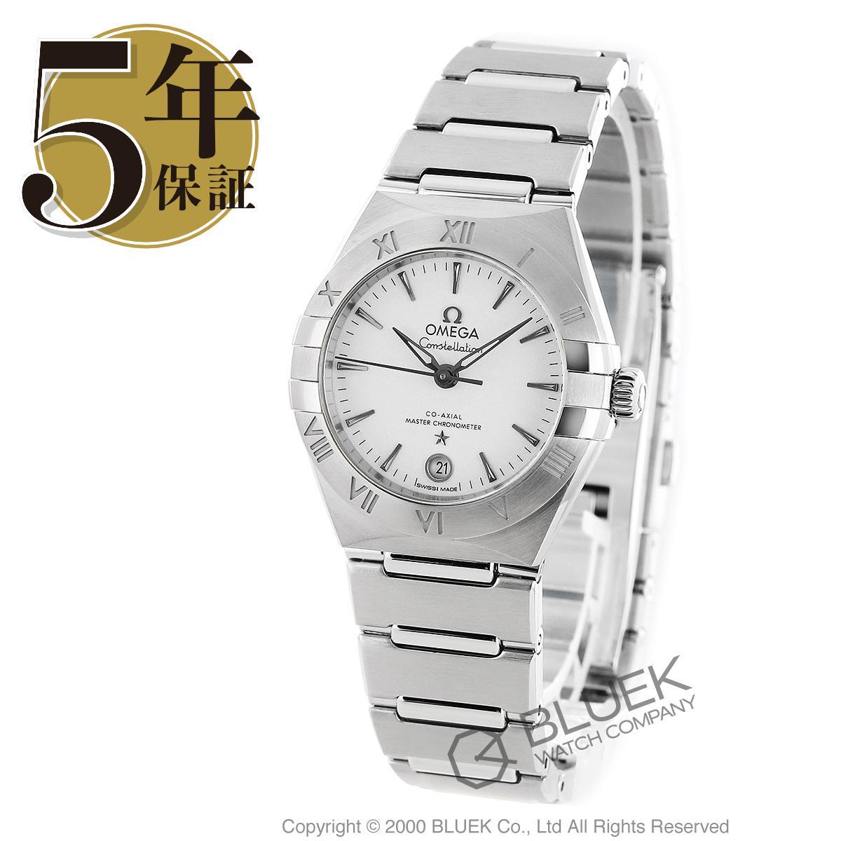 オメガ コンステレーション ブラッシュ マスタークロノメーター 腕時計 レディース OMEGA 131.10.29.20.02.001_5