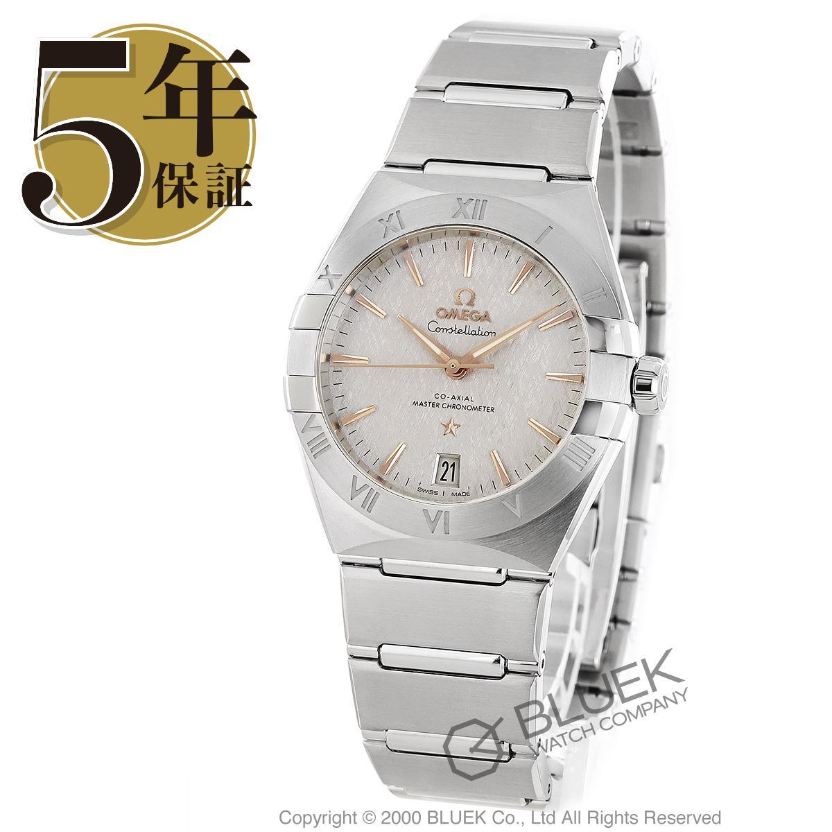 オメガ コンステレーション マスタークロノメーター 腕時計 ユニセックス OMEGA 131.10.36.20.06.001_5