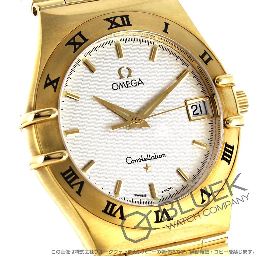 Omega OMEGA constellation pure gold mens 1112.30