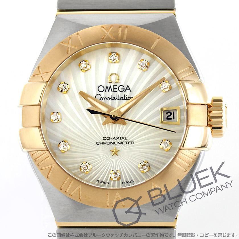 Omega OMEGA constellation diamond ladies ' 123.20.27.20.55.002