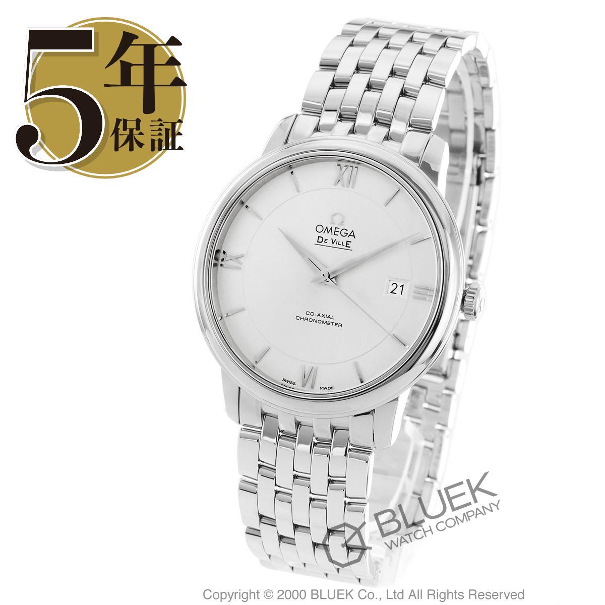 オメガ デビル プレステージ 腕時計 メンズ OMEGA 424.10.40.20.02.003_5
