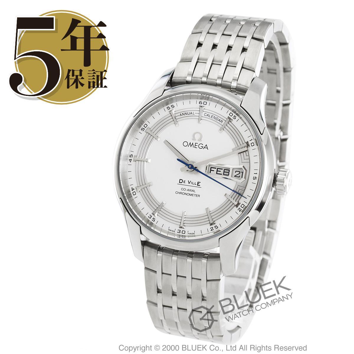 オメガ デビル アワービジョン アニュアルカレンダー 腕時計 メンズ OMEGA 431.30.41.22.02.001_5