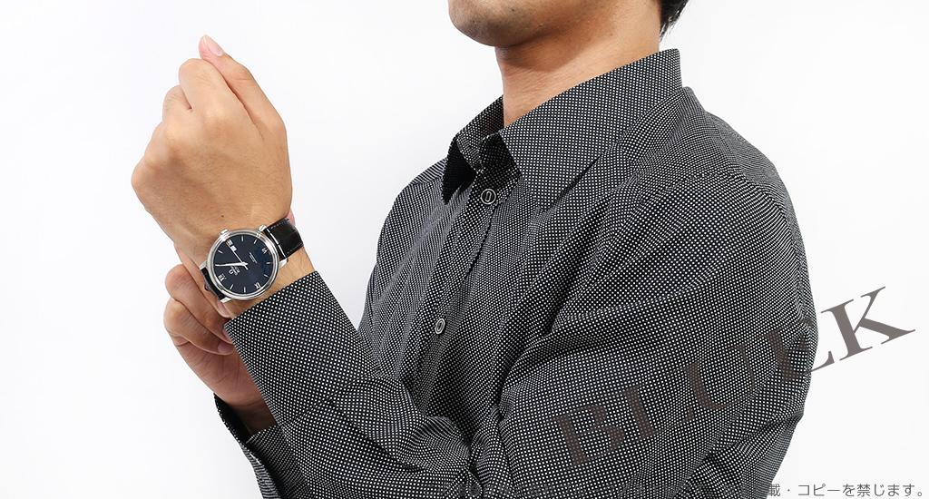 Omega Omega Devil prestige men's 424.13.40.20.03.001 watch clock