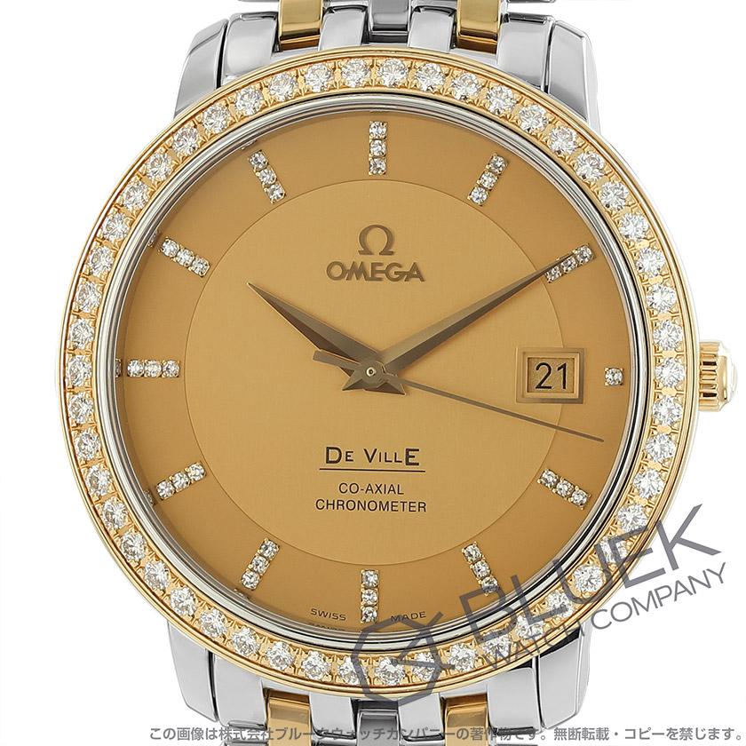 Omega Omega Devil prestige men's 413.25.37.20.58.001 watch clock