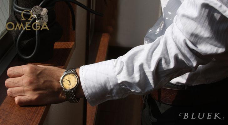OMEGA De Ville Prestige Co-Axial Chronometer 4374.11