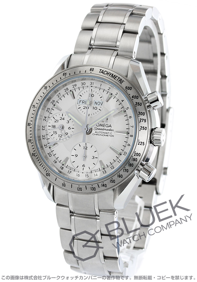 OMEGA Speedmaster Date / Day-Date Chronograph 40 mm Day-Date 3221.30