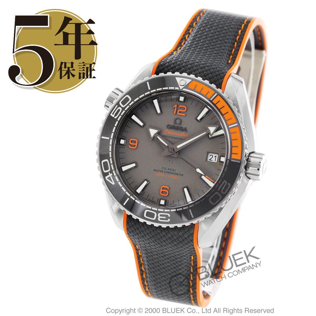 オメガ シーマスター プラネットオーシャン マスタークロノメーター 600m防水 腕時計 メンズ OMEGA 215.92.44.21.99.001_5
