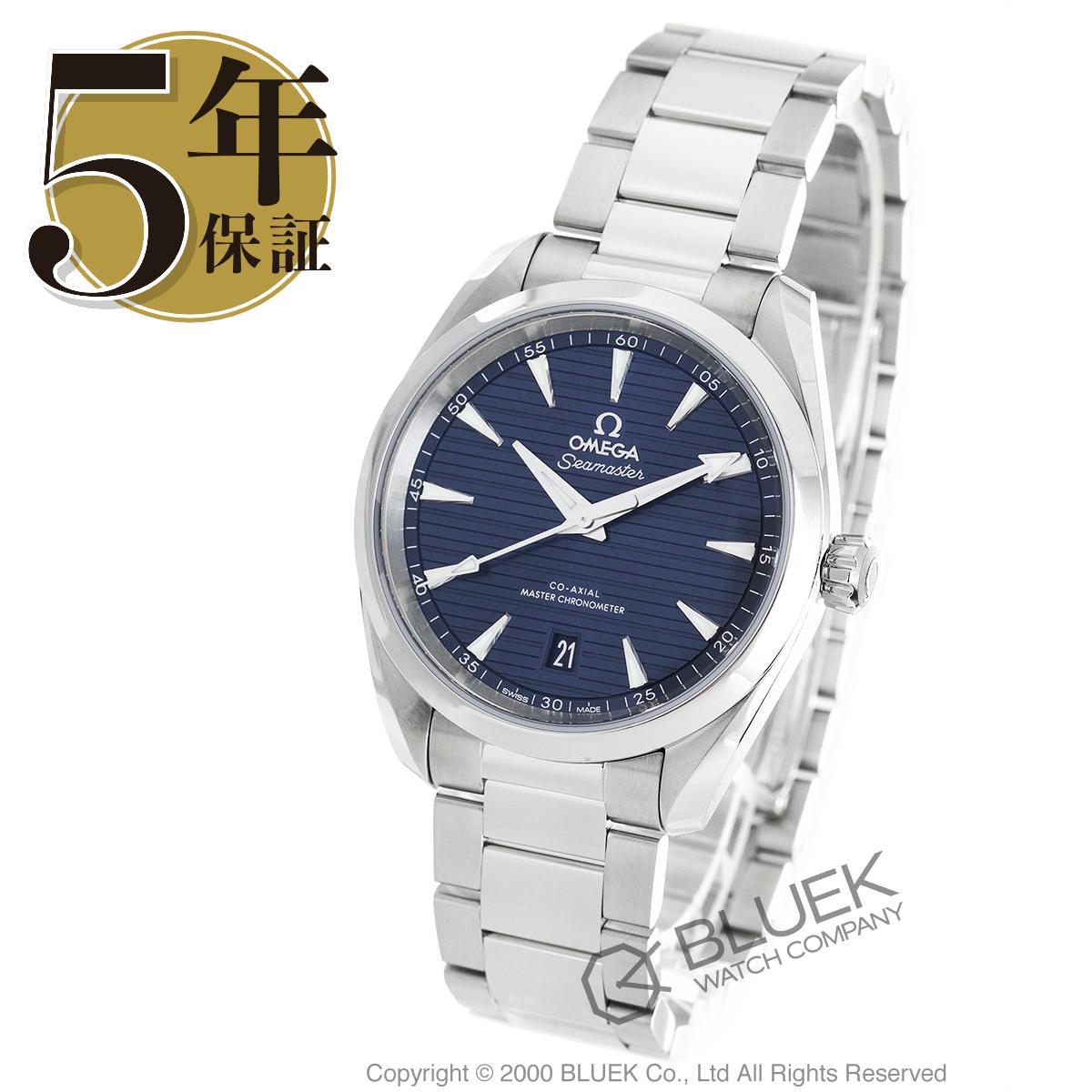 オメガ シーマスター アクアテラ マスタークロノメーター 腕時計 メンズ OMEGA 220.10.38.20.03.001_5