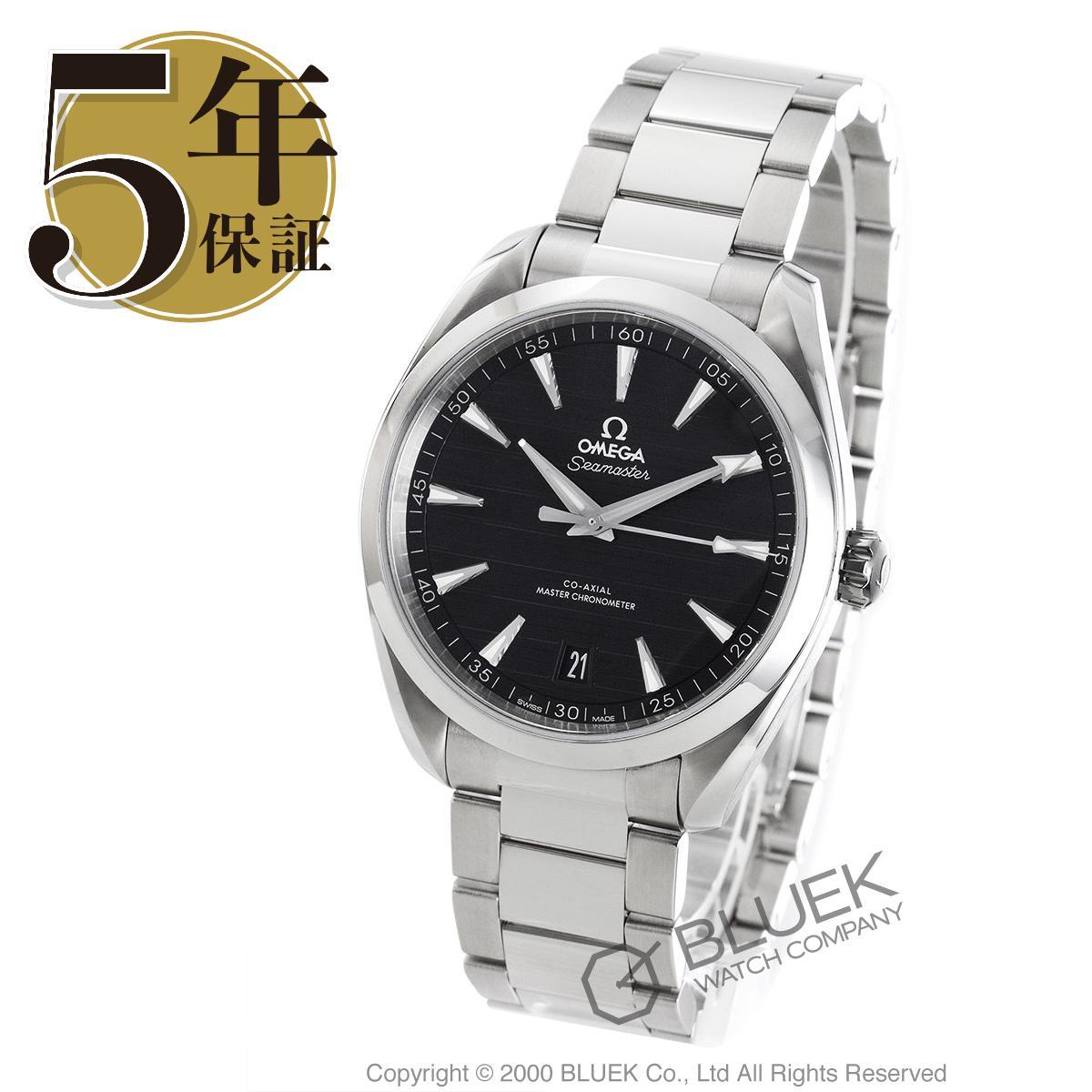 オメガ シーマスター アクアテラ マスタークロノメーター 腕時計 メンズ OMEGA 220.10.41.21.01.001_5