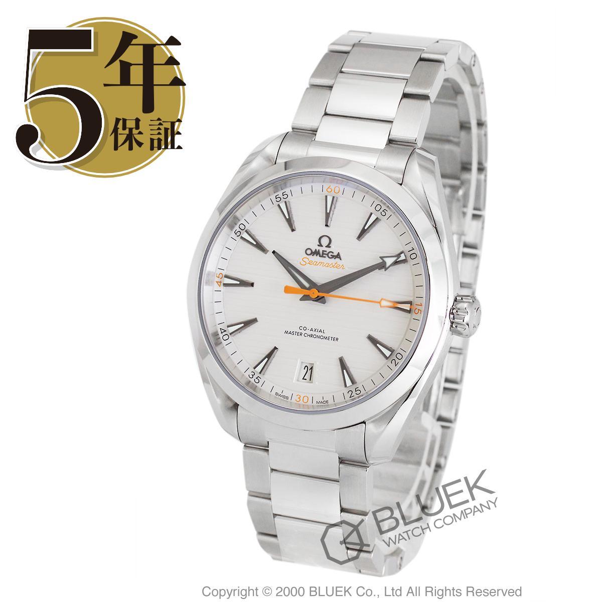オメガ シーマスター アクアテラ マスタークロノメーター 腕時計 メンズ OMEGA 220.10.41.21.02.001_5