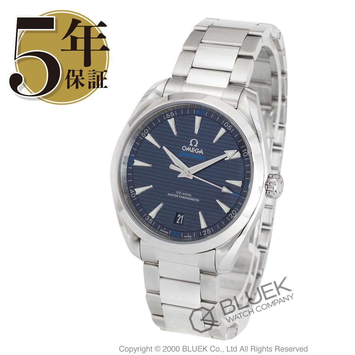 オメガ シーマスター アクアテラ マスタークロノメーター 腕時計 メンズ OMEGA 220.10.41.21.03.001_8