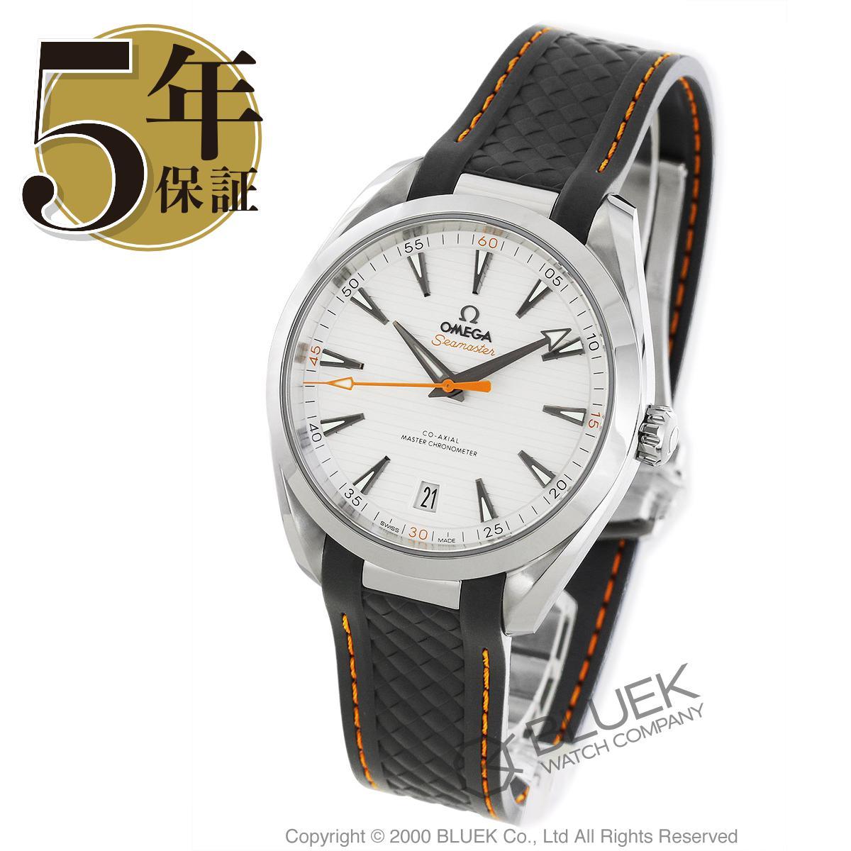 オメガ シーマスター アクアテラ マスタークロノメーター 腕時計 メンズ OMEGA 220.12.41.21.02.002_5