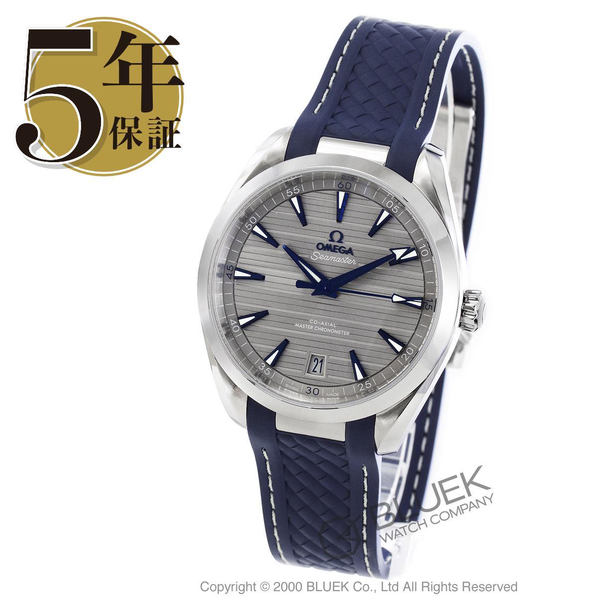 オメガ シーマスター アクアテラ マスタークロノメーター 腕時計 メンズ OMEGA 220.12.41.21.06.001_5