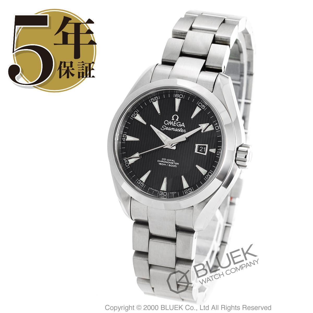 オメガ シーマスター アクアテラ 腕時計 レディース OMEGA 231.10.34.20.01.001_8