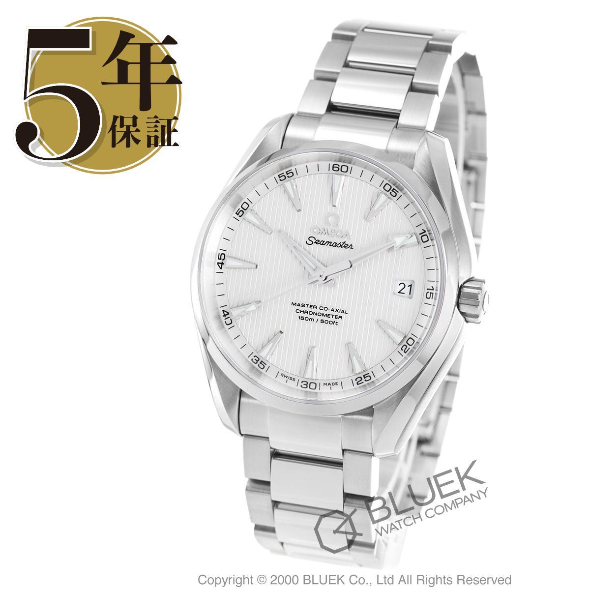オメガ シーマスター アクアテラ マスターコーアクシャル 腕時計 メンズ OMEGA 231.10.42.21.02.003_5