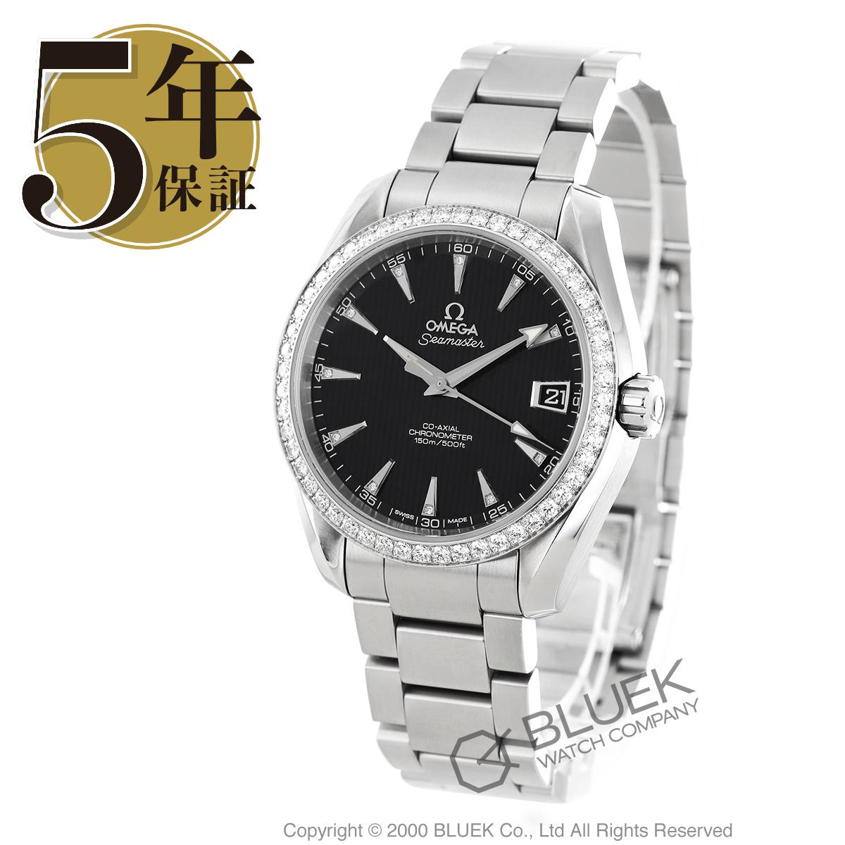 オメガ シーマスター アクアテラ ダイヤ 腕時計 メンズ OMEGA 231.15.39.21.51.001_5