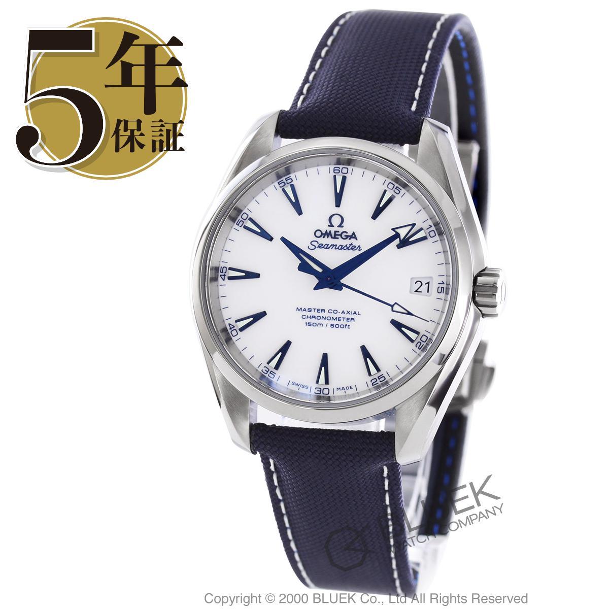 オメガ シーマスター アクアテラ グッドプラネット 腕時計 メンズ OMEGA 231.92.39.21.04.001_5