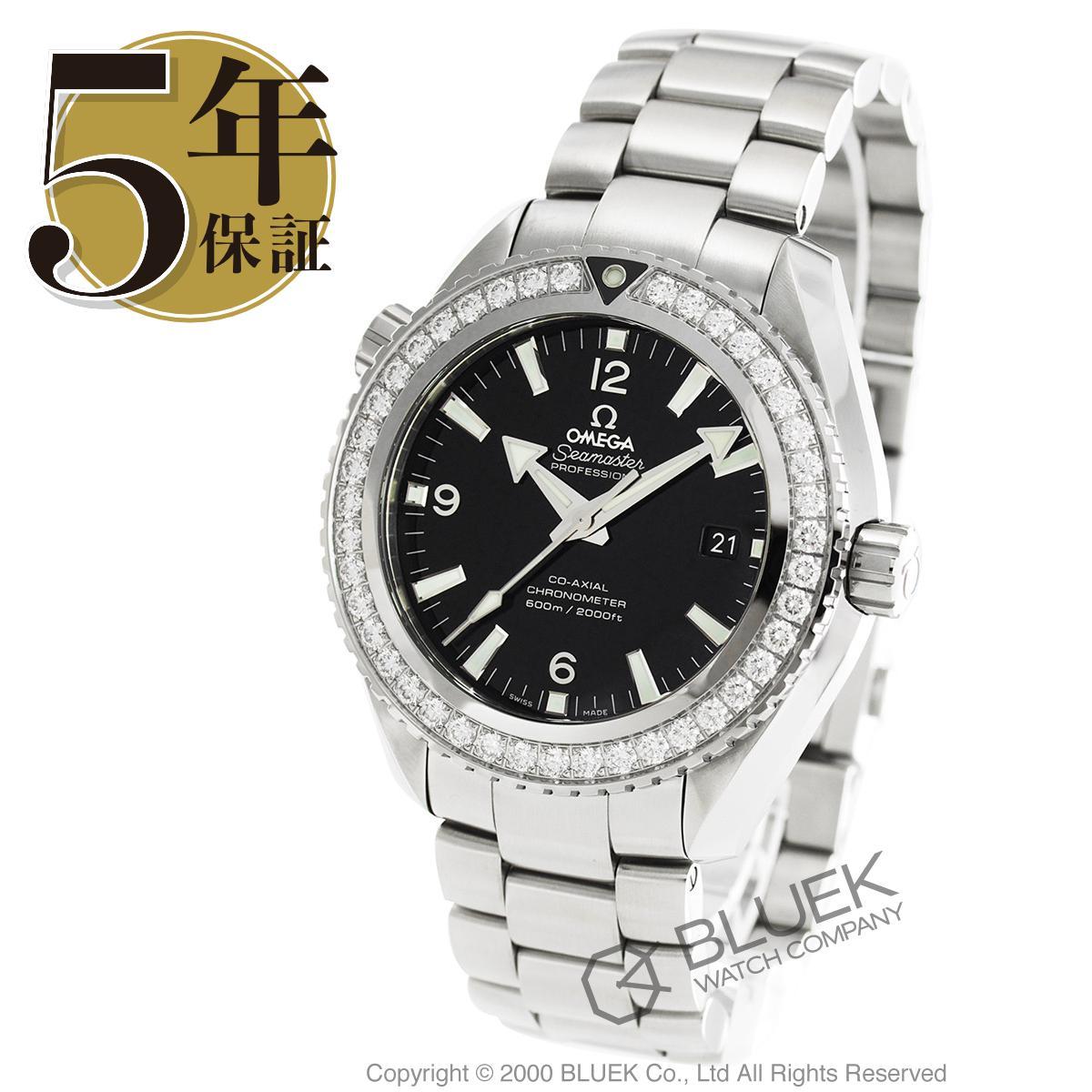 オメガ シーマスター プラネットオーシャン 600m防水 ダイヤ 腕時計 メンズ OMEGA 232.15.46.21.01.001_5