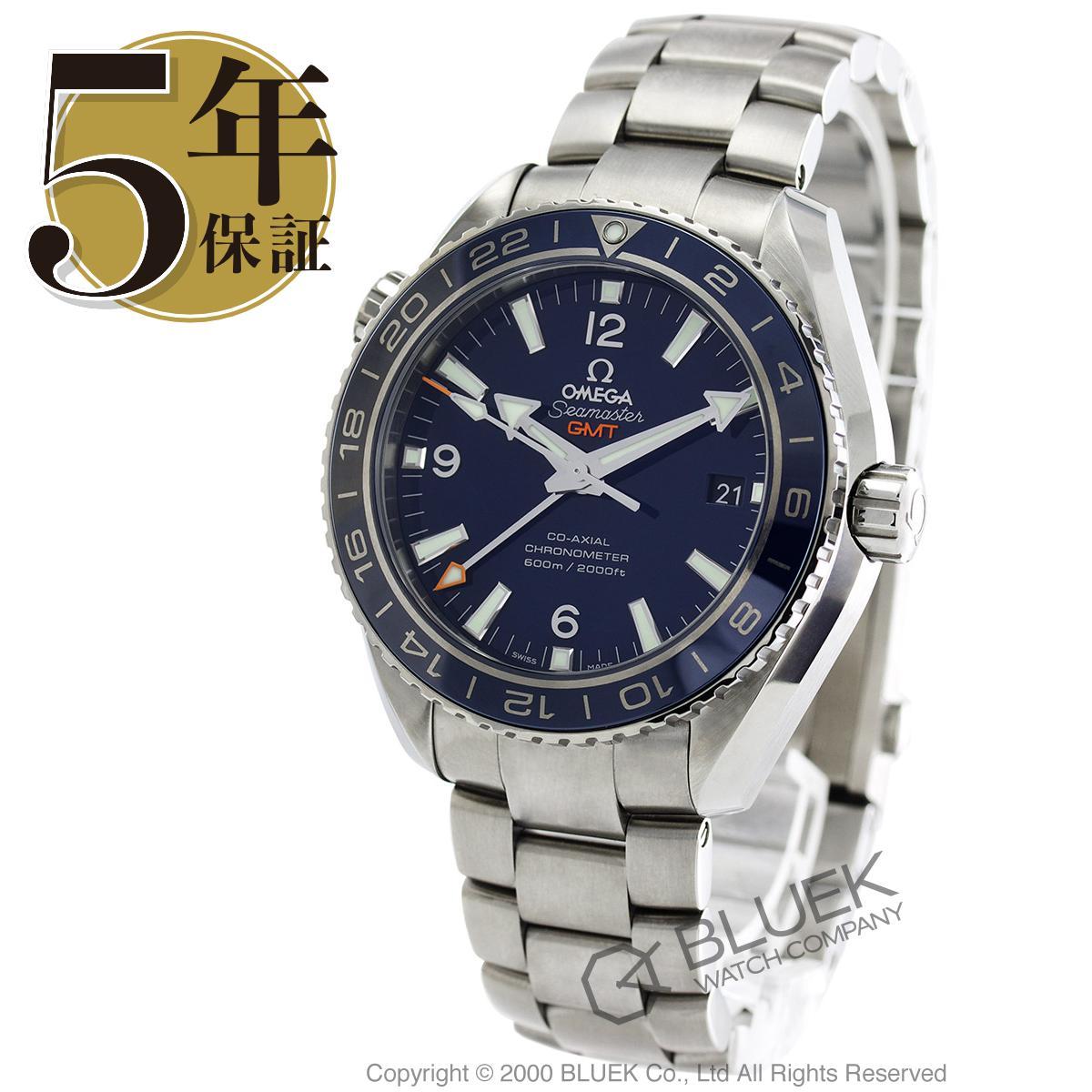 オメガ シーマスター プラネットオーシャン GMT 600m防水 腕時計 メンズ OMEGA 232.90.44.22.03.001_5