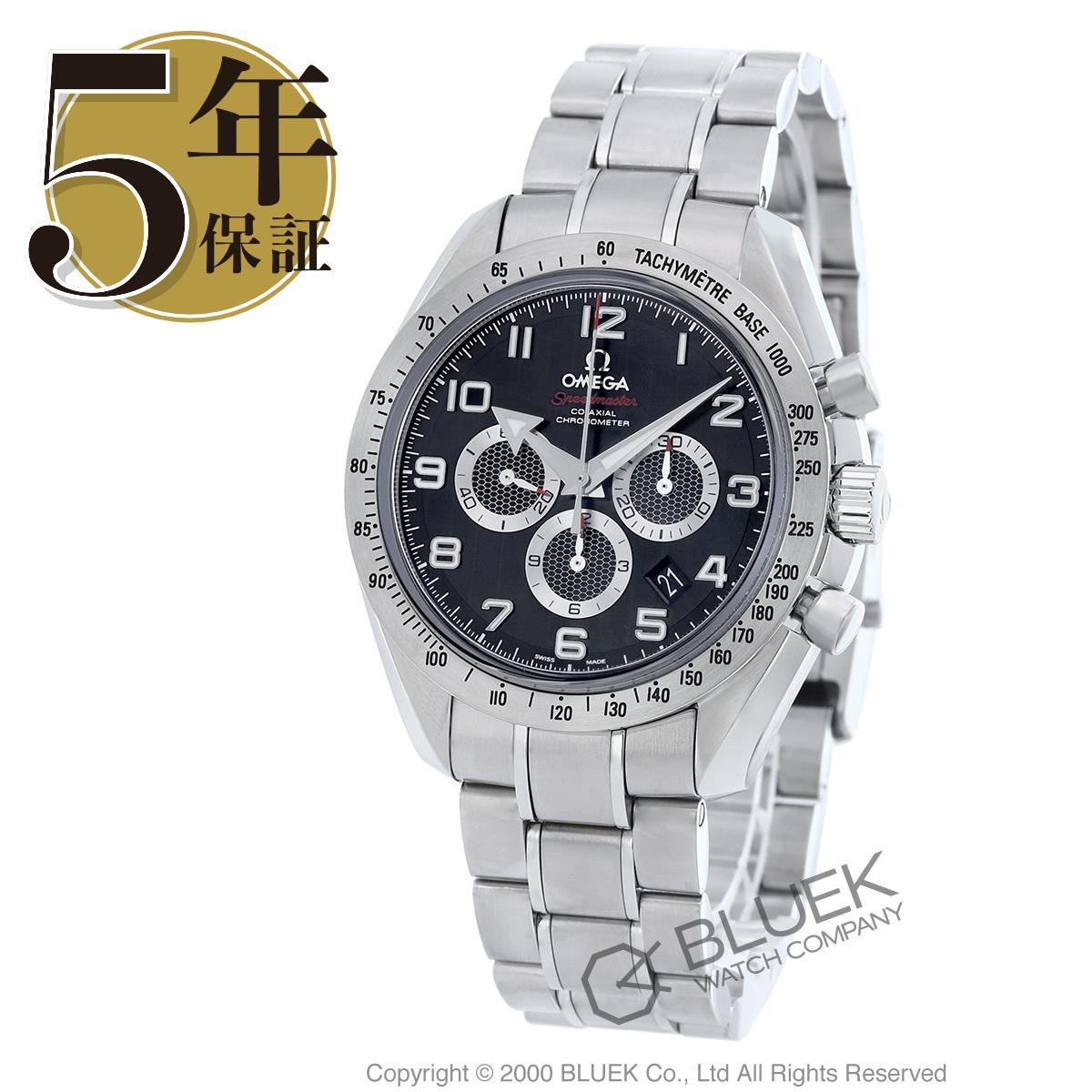 オメガ スピードマスター ブロードアロー クロノグラフ 腕時計 メンズ OMEGA 321.10.44.50.01.001_5