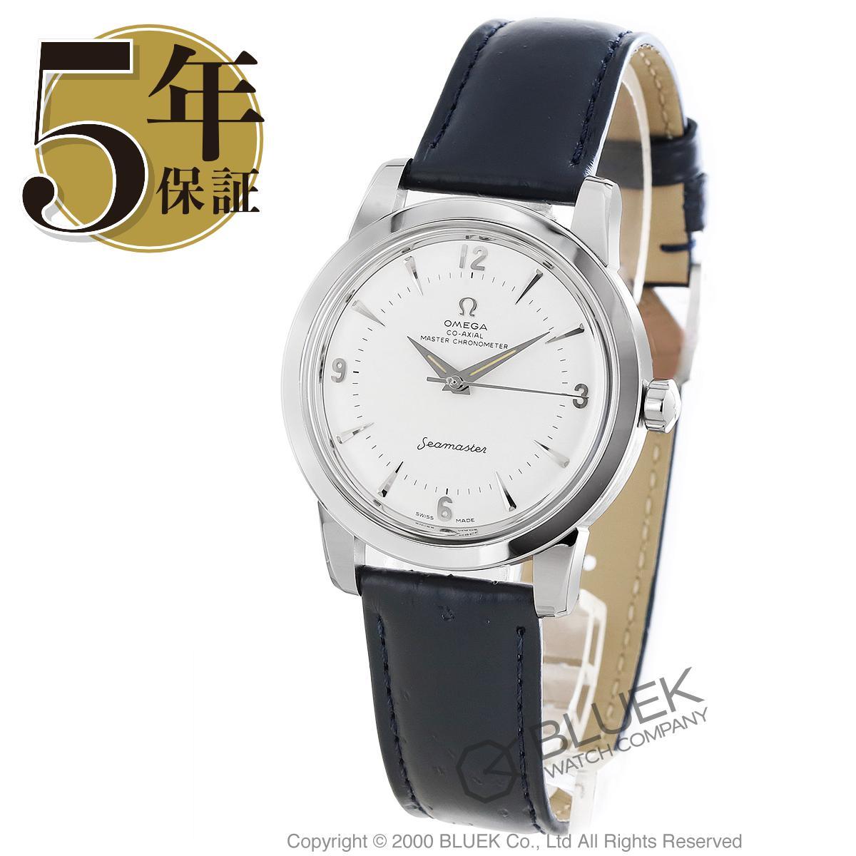 オメガ シーマスター 1948 70周年 世界限定1948本 マスタークロノメーター 腕時計 メンズ OMEGA 511.13.38.20.02.001_5