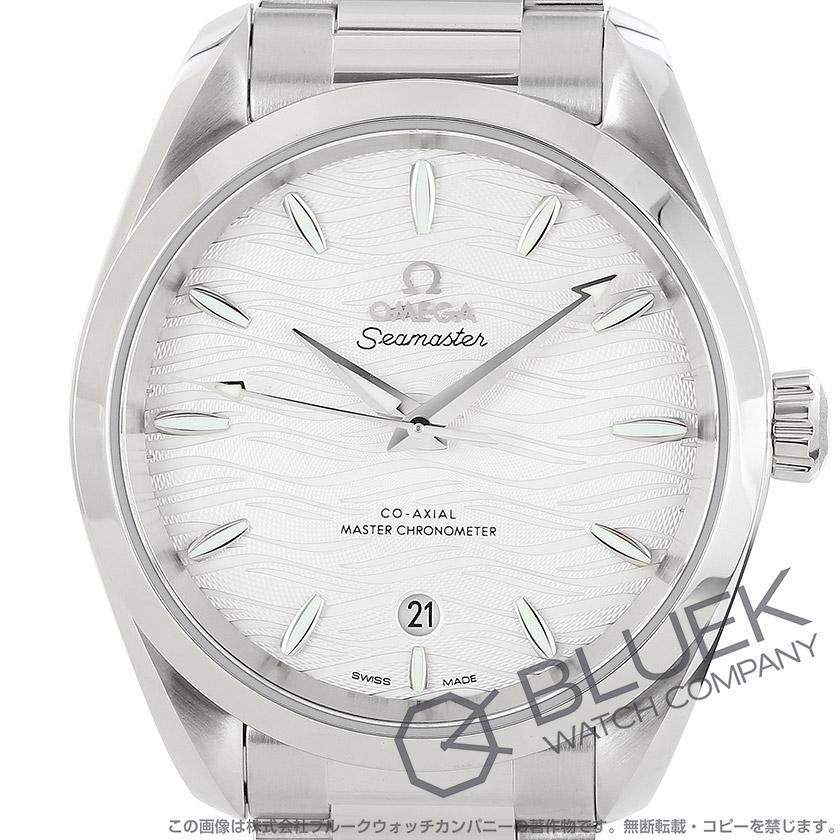 オメガ シーマスター アクアテラ マスタークロノメーター 腕時計 レディース OMEGA 220.10.38.20.02.003_8