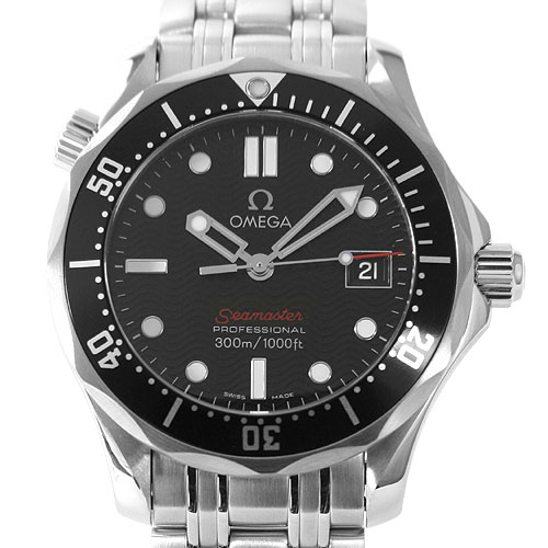 Omega OMEGA Seamaster Professional 300 m waterproof boys 212.30.36.61.01.001 watch clock